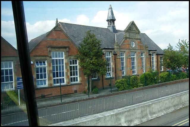 old Winsford school