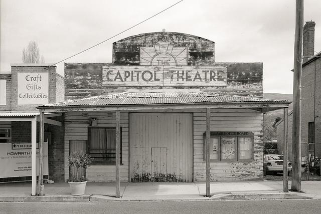 Capitol Theatre, Carcoar NSW — 180602
