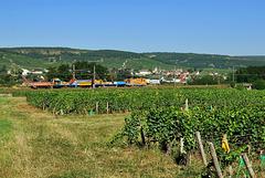 Locotracteur en Bourgogne