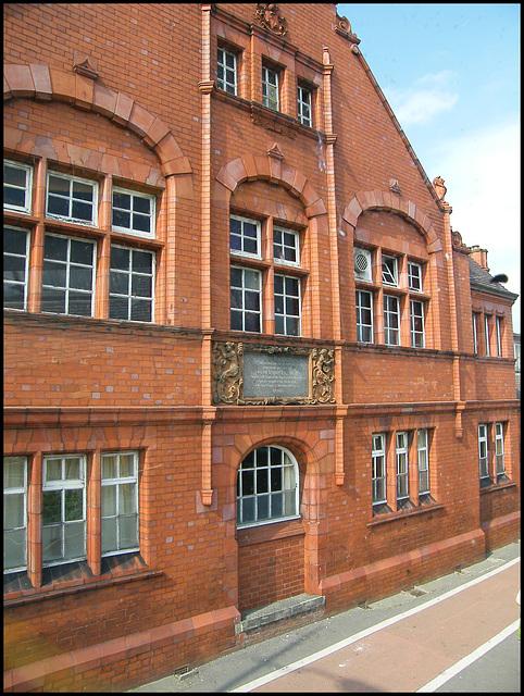 Verdin Grammar School