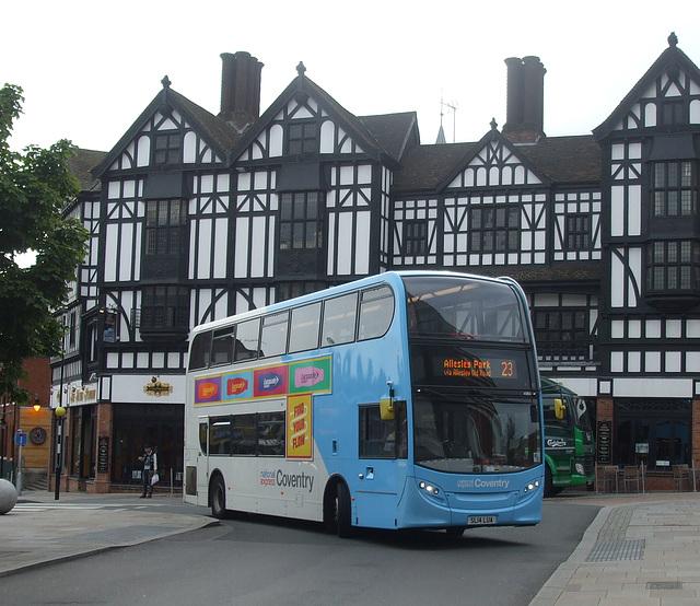 DSCF0434 National Express Coventry SL14 LUA