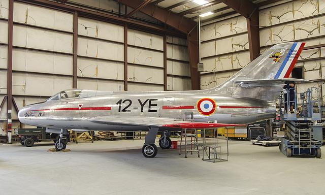 Dassault Mystère IVA No. 57