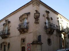Zacco Palace (18th century).