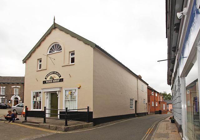 No.24 Market Place, Halesworth, Suffolk