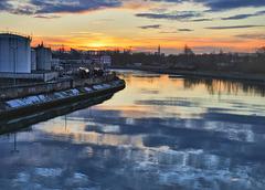 Port du Rhin, Strasbourg, Alsace, France - 2017-01-29 170