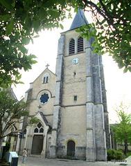 OLIVET église Saint Martin (1)