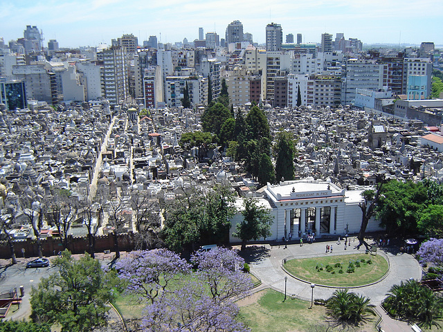 Argentina - Buenos Aires, Recoleta Cemetery