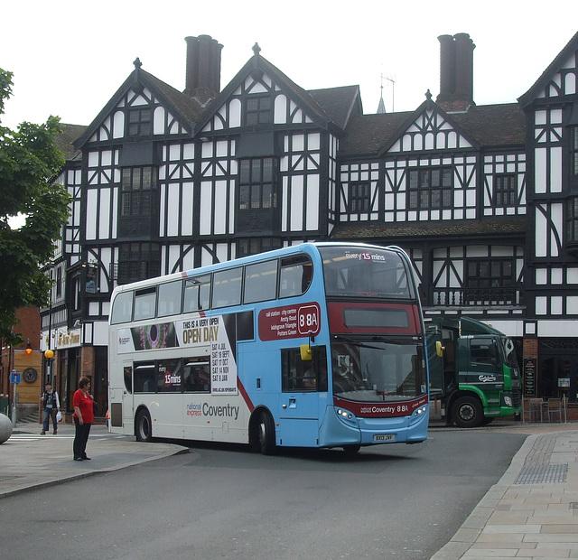 DSCF0435 National Express Coventry BX13 JVF