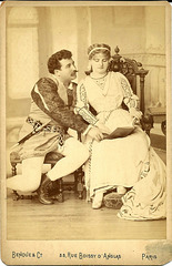 Henry Sellier & Caroline Salla by Benque