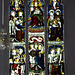 Shimla- Stained Glass Window in Christ Church
