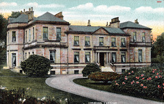 Carbrook House, Larbert, Stirlingshire (Demolished c1946)