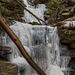 Eisfall in der Margarethenschlucht (1)