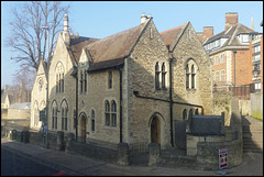 former Oxford Probate Office