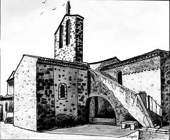 14. Eglise de Vitrolles en Provence