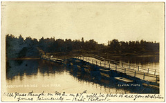 WP2003 WPG - PONTOON BRIDGE - ELM PARK