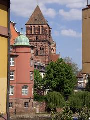 Geschichte auf Schritt und Tritt in Strassburg