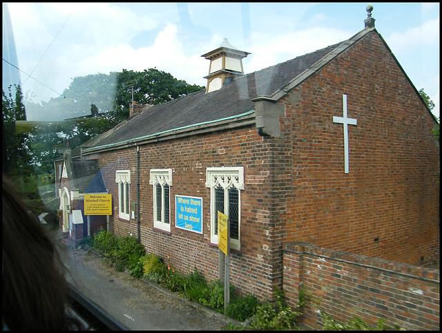 Minshull Church