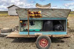 Homebuilt trailer (4xPiP)