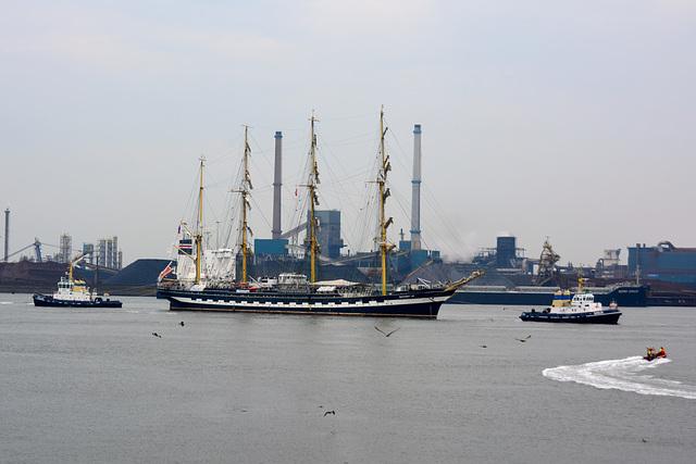 Sail 2015 – Kruzenshtern