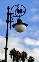 Lantern in Sevilla...