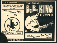 B.B. King 1925 - 2015