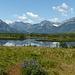 Maskinonge Lake, Waterton Lakes National Park