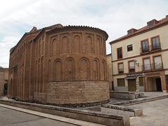 Abside de la Iglesia de San Lorenzo el Real (Toro).