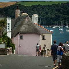 St. Mawes Tourists