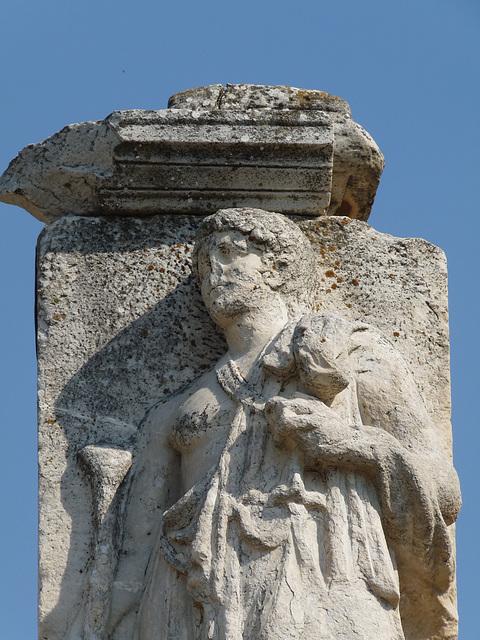 Ephesus- Statue