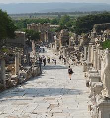 Ephesus- Curetes Street