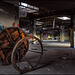 Abandoned Trieste - burned / 3