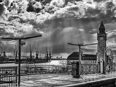 Rainy Day / Regentag (270°)