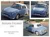 Nissan Figaro 1990 East Blatchington 20 9 2016