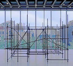 NY 2019. Construction. (Whitney Museum of American Art)