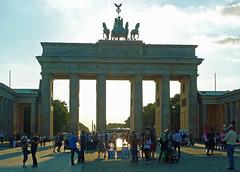 Germany - Berlin, Brandenburger Tor