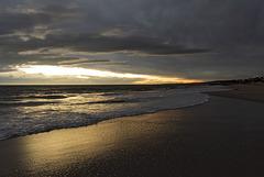 Sunset - Storm
