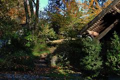 La grange du peintre Jean Fautrier