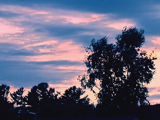 Un ciel que j'aime...