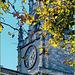 Avignon : I segni dell'autunno e il campanile dell'orologio