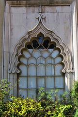 north gate, brighton pavilion, sussex