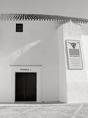 Puerta 4, Plaza de Toros, Ronda