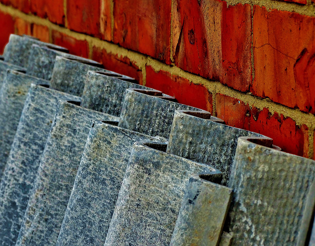 Discarded Building Material