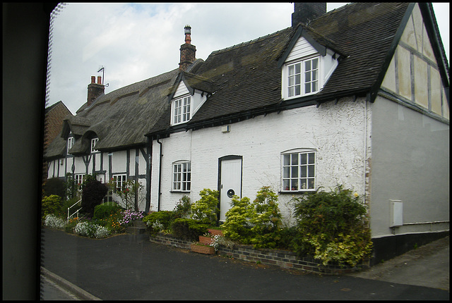 Betley cottages