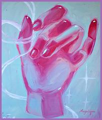 Dieu regarde, non les mains pleines, mais les mains pures.
