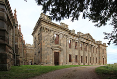 Sutton Scarsdale Hall, Derbyshire (Unroofed 1919)