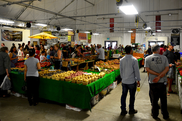 Canada 2016 – Toronto – St. Lawrence farmers' market