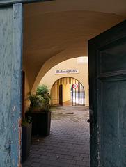 Baden, St. Anna Mühle   / St. Anna Mill