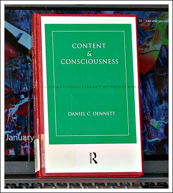 Content & Consciousness