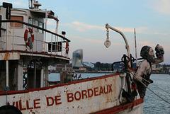 Cité du vin, Ville de Bordeaux
