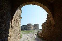 Крепость Аккерман, Вход в Территорию гарнизона / Fortress of Ackerman, Entrance to the Territory of the Garrison